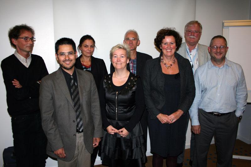 Diva Board Meeting 2010